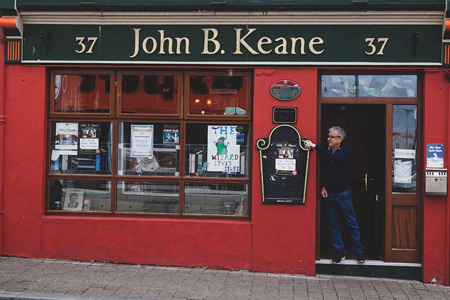 Billy-Keane-Listowel