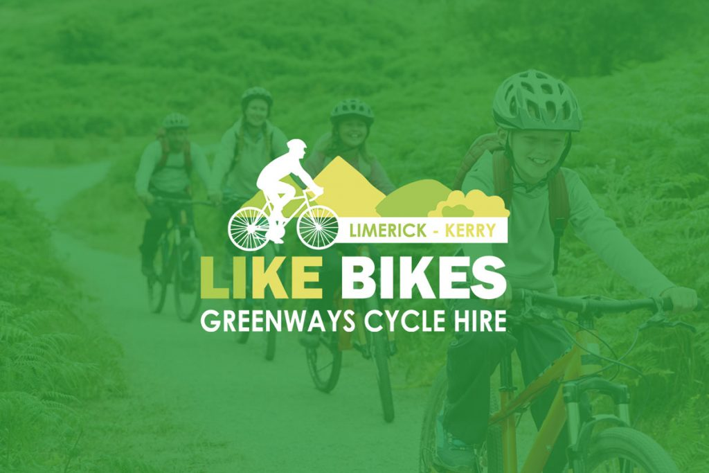 Launching Soon Greenway Bike Hire Ireland North Kerry and West Limerick Greenway