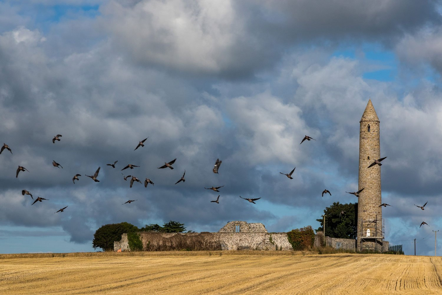 Rattoo Round Tower and Church Bicycle Hire Like Bikes
